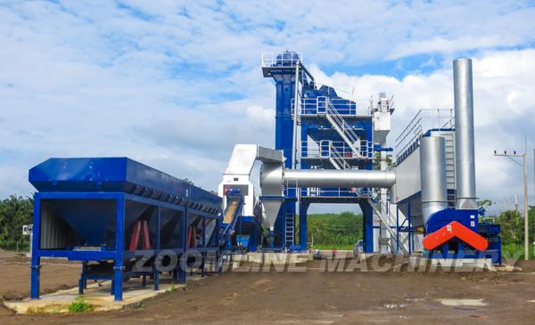 asphalt mix plant-ZOOMLINE