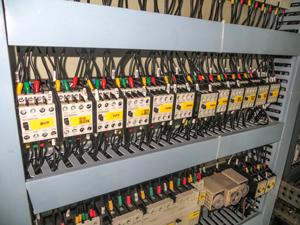 Control System of asphalt plant