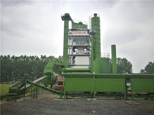 200TPH Batch Asphalt Mixing Plant