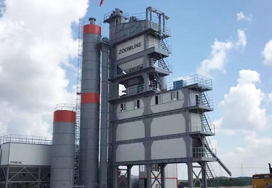 240TPH Batch Asphalt Mixing Plant ZAP-S240