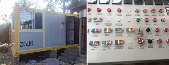 ZAP-S80 Asphalt Mixing Plant In Bangladesh