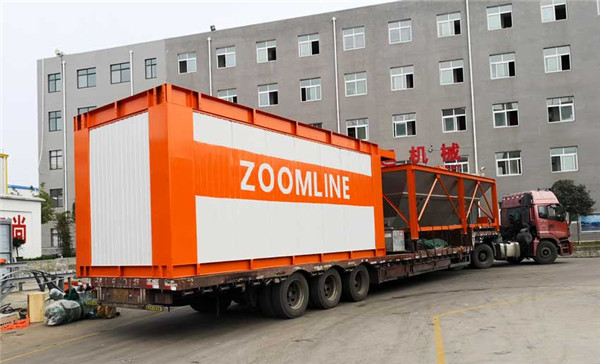 ZOOMLINE Machinery boosts Cambodias economy