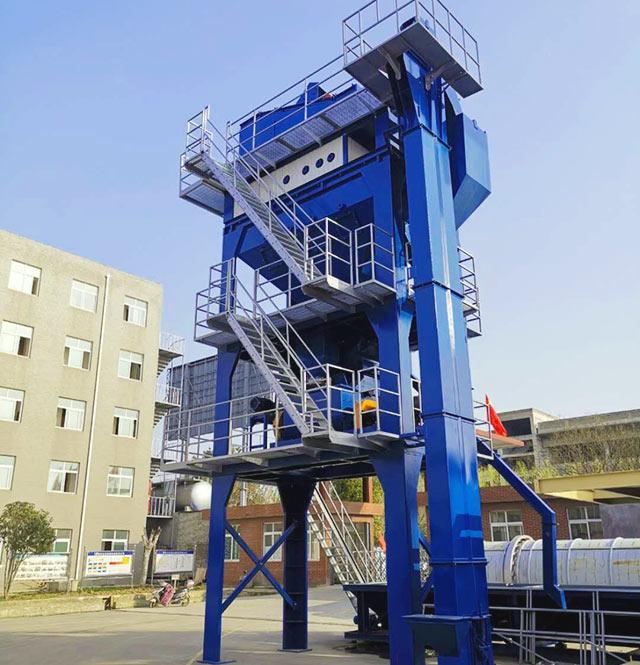LB1500/ZAP-S120 Asphalt Mixing Plant Shipment News