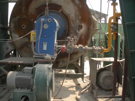 gas burner (4)